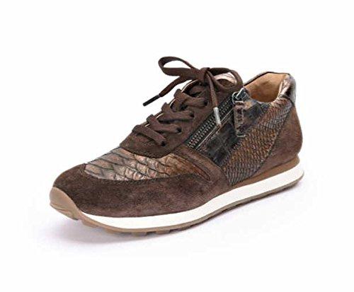 Gabor 56.368.25, Sneaker donna Marrone marrone, Marrone (marrone), 36