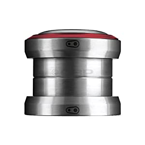Crank Brothers Opium SL Direct Set 1-1/8 Silver/Red