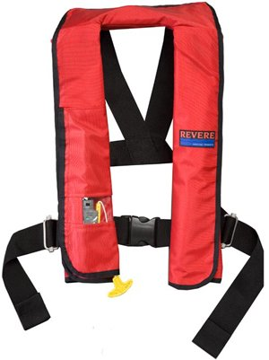 Revere ComfortMax Manual Inflatable Lifevest PFD