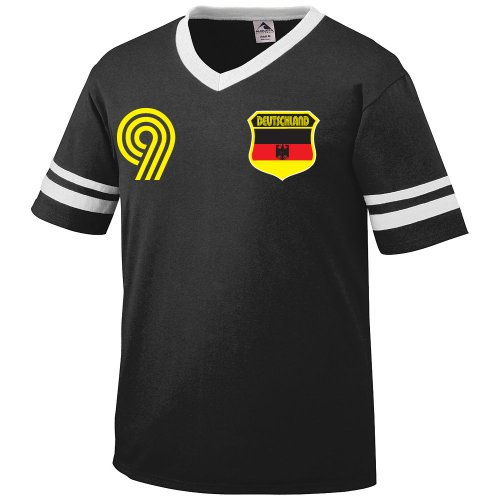 Germany Retro Soccer Jersey T-Shirt