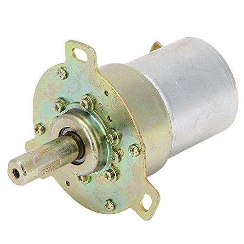 Generic High Torque 12V Dc 18 Rpm Gear-Box Stabilivolt Electric Motor Replacement