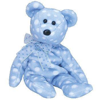 """Ty Beanie Babies """"Bubbly"""" Bear"""