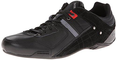 Diesel - Sneaker Y00936P0120 Uomo, Nero (Schwarz (Black T8013)), 43