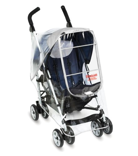 Manito Essence Stroller Weather Shield / Rain Cover front-215266