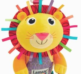 Lamaze ローガン ライオン Logan the Lion Play and Grow