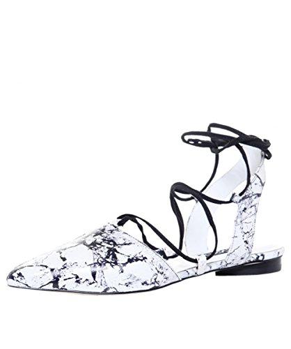 senso-zapatos-de-efecto-marmol-de-gordon-40-multi-coloreada