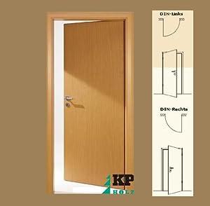 CPL Zimmertür Tür Türen Innentüren Buche RSP DIN Rechts / 814,5 cm  BaumarktKritiken und weitere Informationen