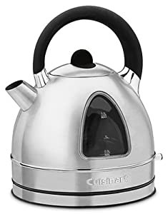 Cuisinart DK-17 CRDLS Electric or Electrical Tea Kettle by Cuisinart