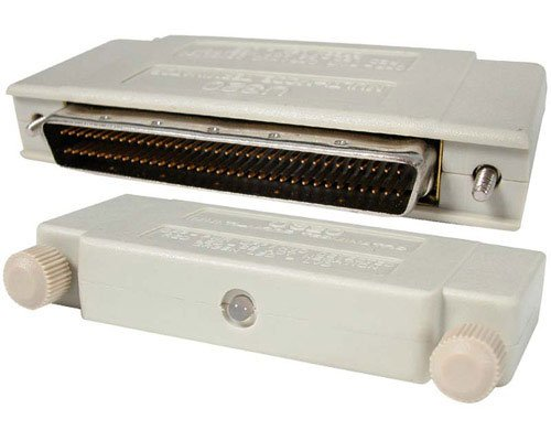 StarTech.com External U320 HPDB68 LVD/SE SCSI Terminator - Male (TEU320EXTM68)