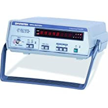 Instek GFC-8010H 8 Digits LED Digital Display Frequency Counter, 10Hz to 120MHz Range