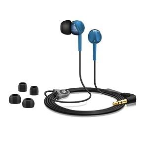 Sennheiser CX 215 Earphones - Blue