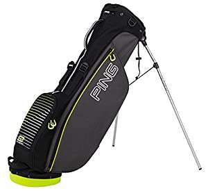 Ping Golf L8 Carry Bag 4 Color Options 2015 Model New Golf Carry Bag - Black/Yellow