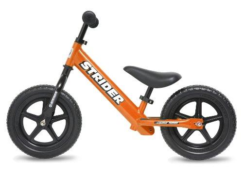 キッズ用ランニングバイク ストライダー(ST-J4)オレンジ (日本正規品)(安心の1年間保証付)