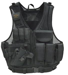 Galati Gear Deluxe Tactical Vest (Standard, Left Hand Version) by Galati Gear