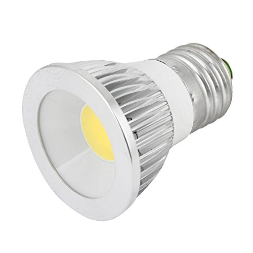 Ac 85-265V 6W E27 White Light Dimmable Cob Led Downlight Spotlight