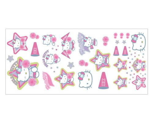 Hello Kitty Cheerleader Coloring Pages : Kitty cheerleader cake ideas and designs
