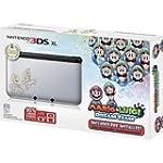 Nintendo 3DS XL SILVER MARIO & LUIGI...
