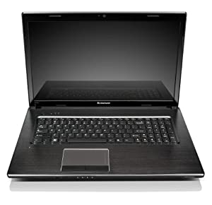 Lenovo G770 10372KU 17.3-Inch Laptop (Dark Brown)