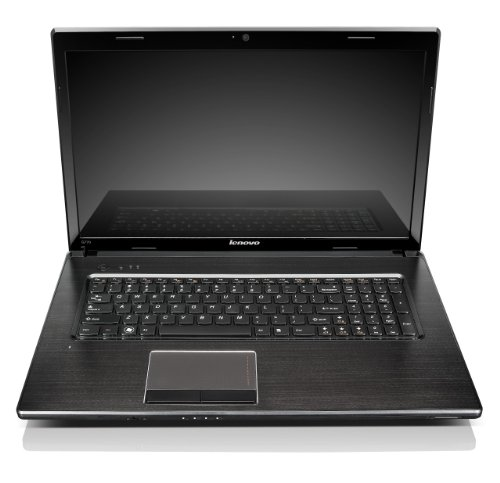 Lenovo G770 10372VU 17.3-Inch Laptop (Dark Brown)