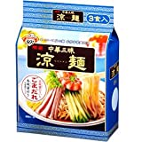 明星 中華三昧 涼麺 3食パック×8袋入 24食