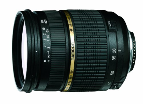 Tamron 28-75mm Canon AF 28-75mm f/2.8 SP XR Di LD Aspherical IF for Canon Digital SLR Cameras