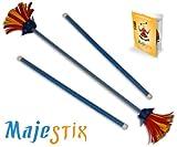 Jolly Lama! Blue Jolly Stix Performance Juggling Devil Sticks
