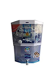 Aqua Ultra A400 15lph 14Stage Ro+Uv+Uf+Tds Controller Water Purifier(transparent)