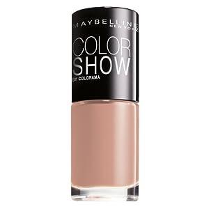 Maybelline Jade Color Show 150 Mauve Kiss, 1er Pack (1 x 7 ml)