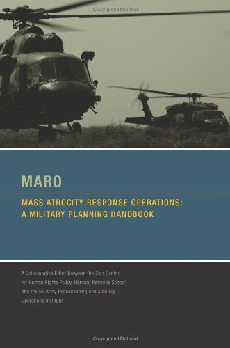Mass Atrocity Response Operations: A Military Planning...
