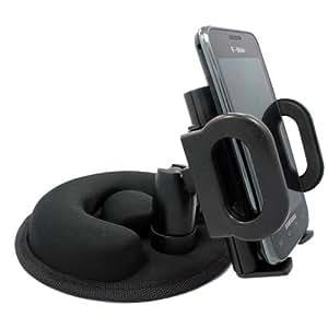 Fonus Universal Dashboard Friction Car Mount Holder for Smartphones