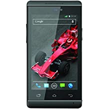 Xolo A500s IPS  Black, 4 GB  available at Amazon for Rs.5000