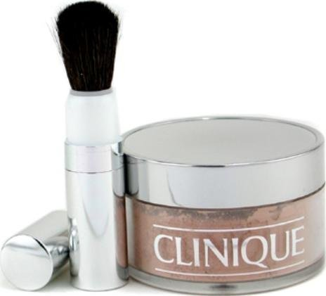 Clinique Blended Face Powder + Brush 1.2 oz No. 04 Transparency by CoCo-Shop