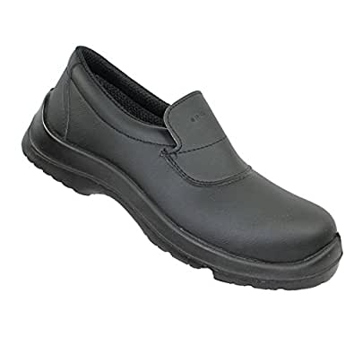 Ergos s3 src chaussures de s curit noir chaussures plates berufsschuhe laborschuhe - Amazon chaussure de securite ...