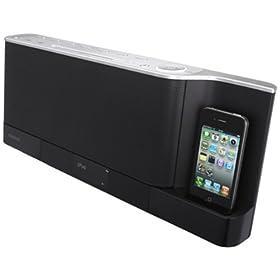 KENWOOD CLX-70-B iPhone/iPodパーソナルシステム ブラック