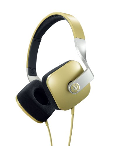 Yamaha Hph-M82Gd High-Definition On-Ear Headphones, Gold