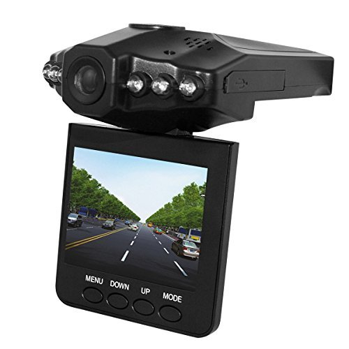 EZI Auto KFZ HD DVR Recorder Kamera Video Nachtsicht Dashcam Blackbox # DE1005020
