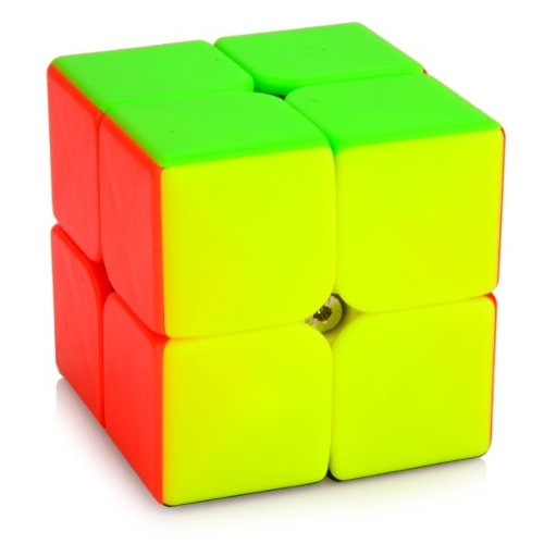 how to solve a speed cube 2x2