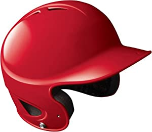 Champro Gem Floss Performance Batting Helmet SCARLET YOUTH by Champro Sports