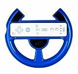 echange, troc PowerA Racing Wheel - Blue (Wii) [import anglais]
