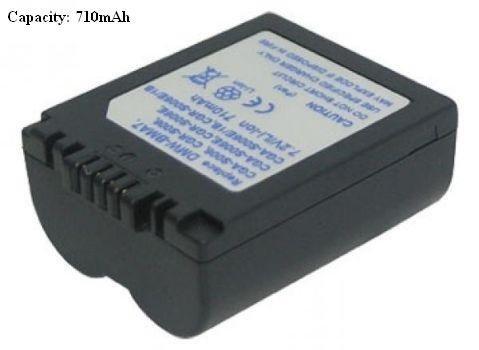 7.20V,710mAh,Li-ion,Hi-quality Replacement Digital Camera Battery for PANASONIC DMC-FZ28EF-K, DMC-FZ28EF-S, Lumix DMC-FZ35, Lumix DMC-FZ35K, Lumix DMC-FZ38, Lumix DMC-FZ38K, PANASONIC Lumix DMC-FZ7, Lumix DMC-FZ8, Lumix DMC-FZ18, Lumix DMC-FZ28, Lumix DMC-FZ30, Lumix DMC-FZ50 Series, Compatible Part Numbers: BP-DC5 J, BP-DC5 U, CGA-S006, CGA-S006E, CGA-S006E/1B, CGR-S006, CGR-S006A/1B, CGR-S006E, CGR-S006E/1B, DMW-BMA7 (Panasonic Lumix Dmc Fz28 compare prices)