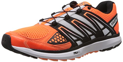 Salomon X-SCREAM Scarpe da Corsa Running Arancione per Uomo