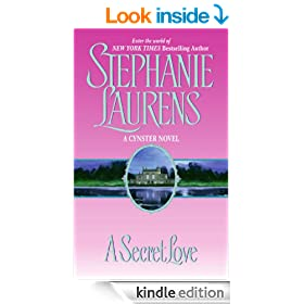 A Secret Love (Cynster Novels)