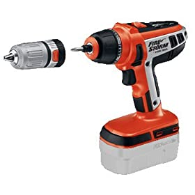 Black & Decker Firestorm FS1800D 18 Volt Drill (Tool Only)