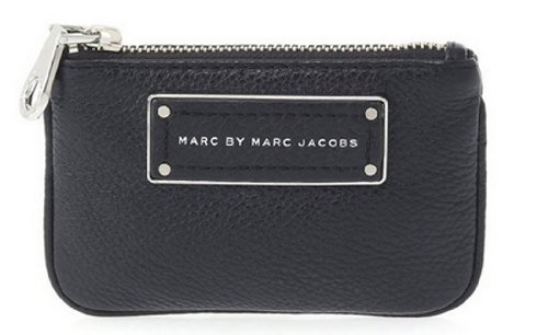 Marc By Marc JacobsMarc Jacobs Too Hot To Handle Key Pouch in Black