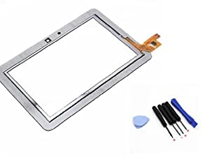 "For Amazon Kindle Fire 7"" Digitizer Touch Screen Glass Panel Lens Replacement from Wisstone"