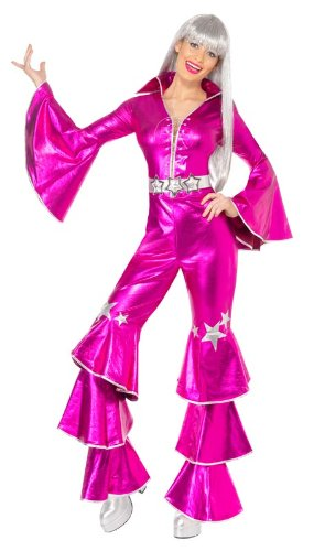 Smiffy's Women's 1970's Dancing Dream Costume