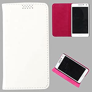 For HTC 8XT - DooDa Quality PU Leather Flip Case Cover With Smooth inner Velvet To Keep Screen Scratch-Free