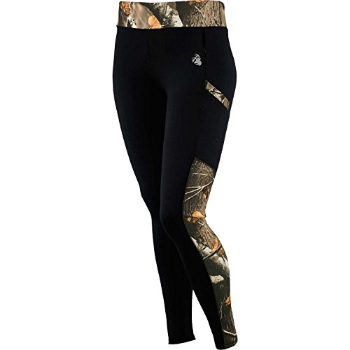 Fantastic Deal! Legendary Whitetails Ladies Driven Performance Big Game Camo Leggings