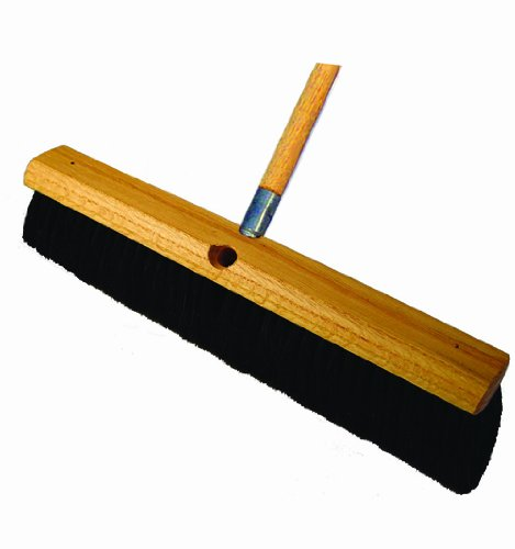 Magnolia 718 18-Inch Horsehair Line Floor Broom (18 Push Broom compare prices)