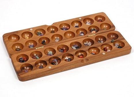 Woodstock GmbH - Hu Bao avec fermeture magnétique - bijou pierre précieuse Steinchenspiel jeu jeu